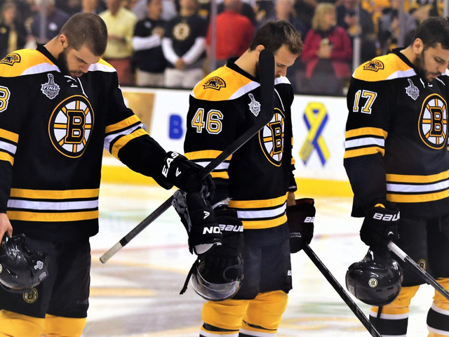 Milan Lucic Posts Photo With Nathan Horton And David Krejci, Delighting Bruins Fans