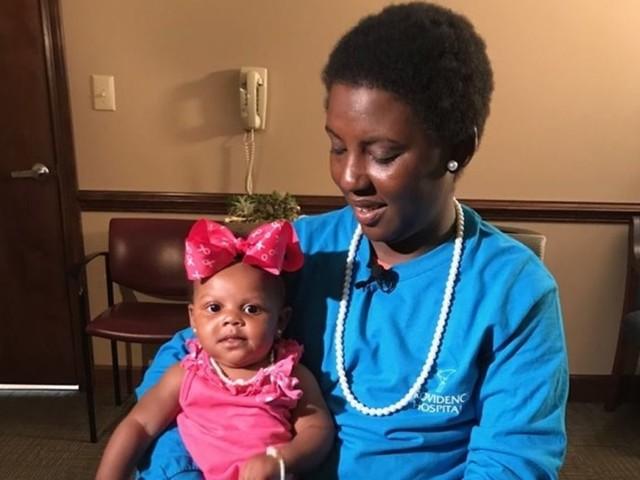 «Figlia mia, per farti nascere ho combattuto il cancro»