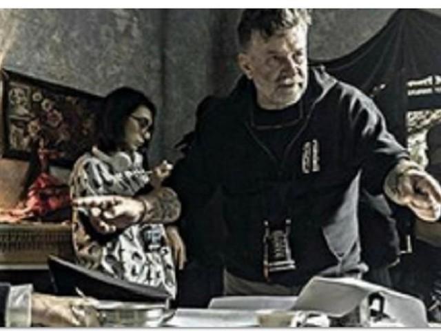 Guanciale, 'Il Commissario Ricciardi': pubblicata su Instagram una foto dal set di Taranto