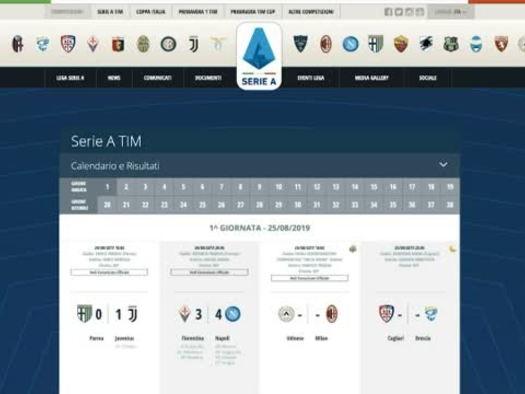 Serie A, partono bene Juventus e Napoli
