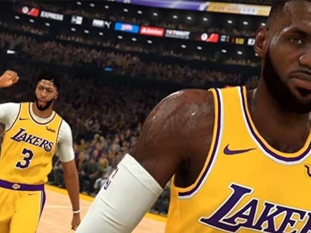 NBA 2K20 (Stadia) - recensione