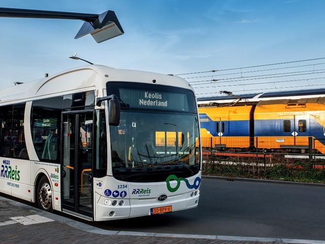 BYD inizia la consegna del più grande ordine europeo di e-Bus a Keolis, Nederland