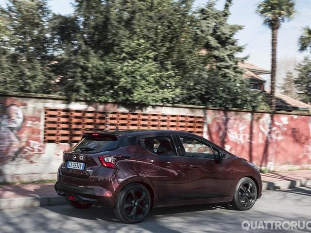 Nissan Micra - Una settimana con la IG-T 100 Xtronic N-Style