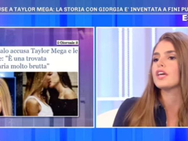 Pomeriggio 5: tutti contro Taylor Mega e Giorgia Cardarulo | Video Mediaset