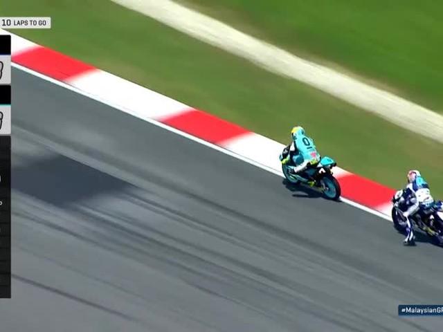 Moto3, GP Malesia: gli highlights della gara