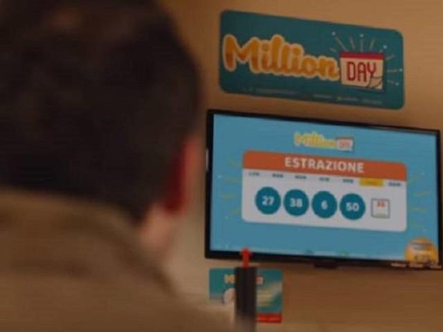 Estrazione Million Day 21 gennaio 2020: diretta oggi