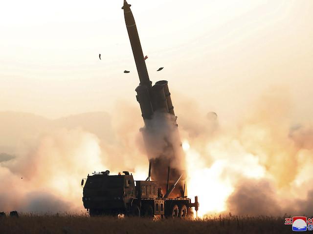 La Corea del Nord dice che l'ultimo test missilistico eseguito con un lanciatore di razzi multiplo è stato un successo