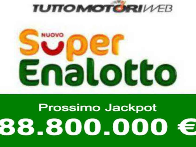 Estrazioni Lotto e SuperEnalotto di oggi 12 Gennaio – Video