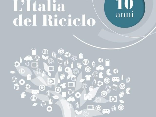 L'Italia del riciclo è cresciuta del 42% in 10 anni, ma ora il tasso di circolarità è in calo