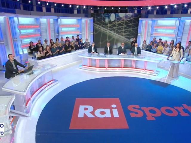 Domenica sui canali Rai Sport, Palinsesto 6 Ottobre 2019