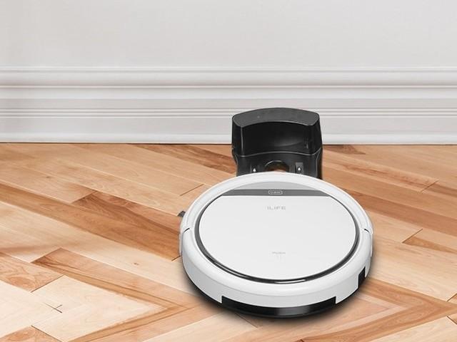 Robot aspirapolvere e lava pavimenti ILIFE V7S Pro in sconto a meno di 125 euro