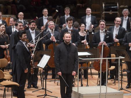 Trionfo per Petrenko al debutto come direttore dei Berliner