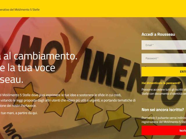 Iniziano le #Parlamentarie del MoVimento 5 Stelle: buon voto a tutti!