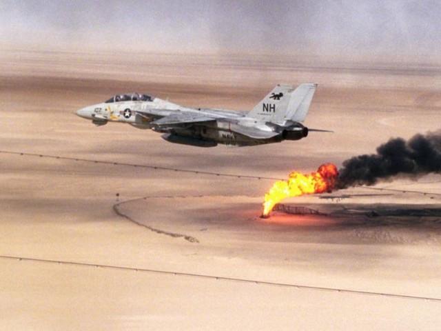 Trent'anni fa l'operazione Desert Storm