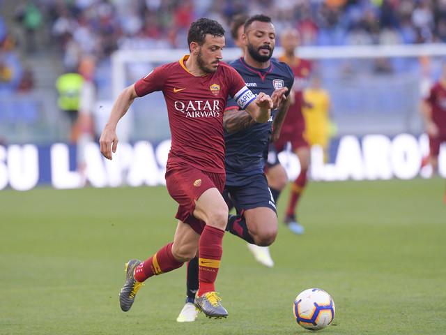 Roma tiene passo per la Champions: tris al Cagliari e 4° posto agganciato