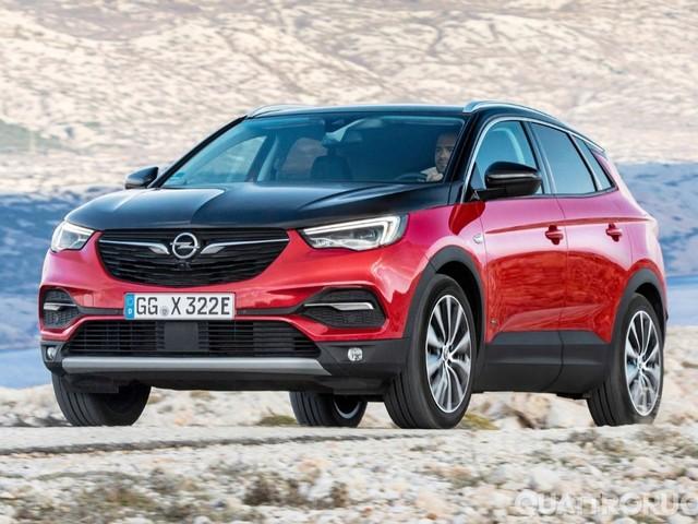 Opel Grandland X - La Suv diventa unibrida plug-in da 300 CV