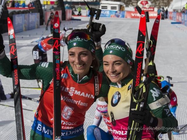 Biathlon, la Coppa del Mondo sarà vinta dall'Italia se… I punti ed i piazzamenti che Vittozzi e Wierer devono ottenere per precedere Olsbu e Kuzmina