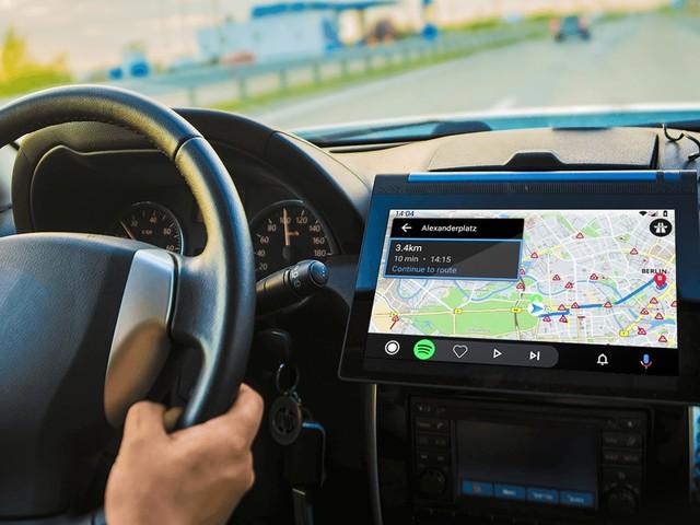 TomTom AmiGO per Android Auto: il rilascio della beta è iniziato