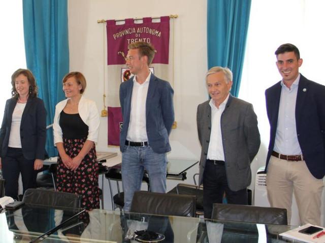 Martedì prima uscita ufficiale dell'autorità per le minoranze linguistiche