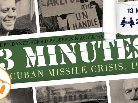 Recensioni Minute - 13 Minutes: the Cuban missile crisis, 1962