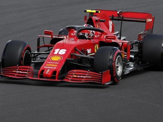 F1, Gp Silverstone: Leclerc ha mascherato i difetti della macchina Ma in gara dovrà far durare le gomme