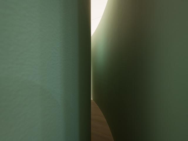 Al MoMA di New York Kassel Corridor, l'installazione di Bruce Nauman fruibile solo da una persona