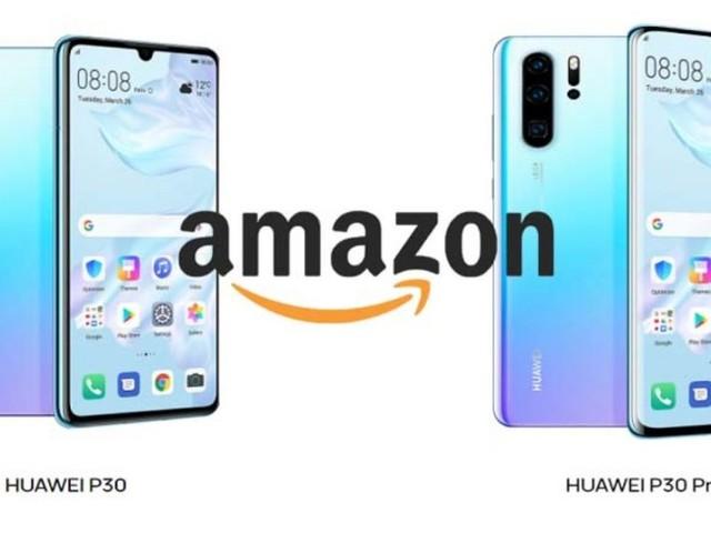 Ribasso prezzo Huawei P30 Pro, P30 e P30 Lite: in offerta Amazon oggi 7 marzo