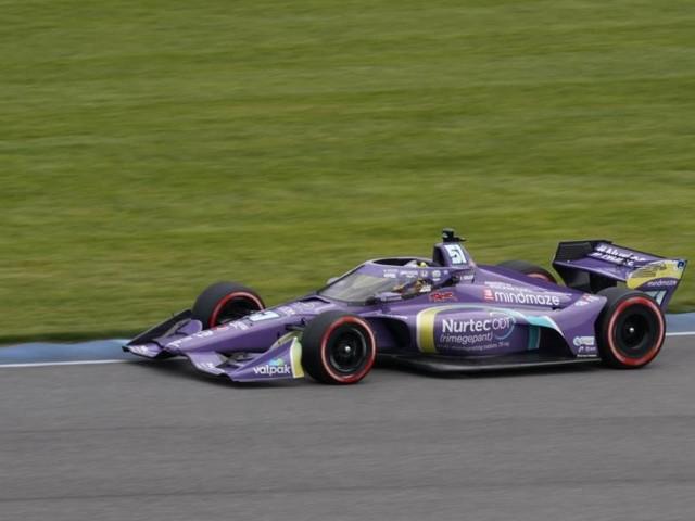 IndyCar, Romain Grosjean debutta sugli ovali il prossimo agosto