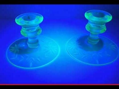 L'improbabile realtà di un vetro radioattivo