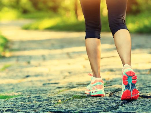 Dimagrire camminando: tutti i consigli degli esperti