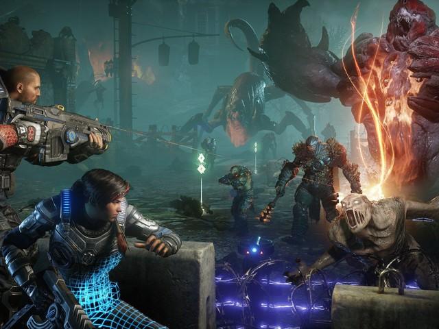 Gears 5 è un capolavoro in Unreal Engine 4 che setta nuovi standard su Xbox One, per DF