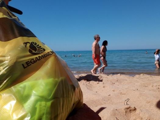"""Sos rifiuti su spiagge Isola, """"505 rifiuti ogni 100 metri"""""""