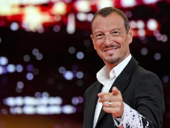 """Amadeus, Sanremo 2020: """"Vi racconto come sarà il mio Festival"""", e su Rosario Fiorello…"""