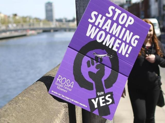 L'Irlanda al voto per togliere il divieto di abortire