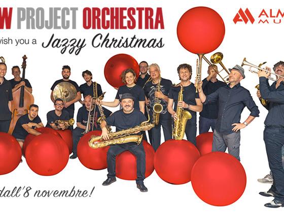 New Project Orchestra: 'We Wish You A Jazzy Christmas' è l'album delle feste