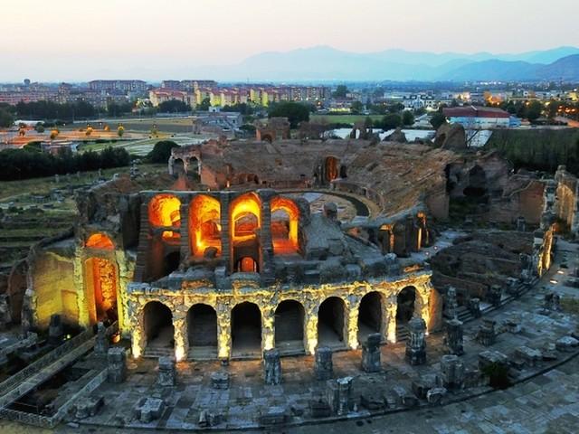 Teatri di Pietra 2021, tornano gli spettacoli nei siti archeologici