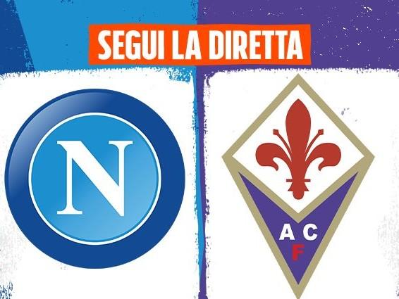Napoli-Fiorentina 1-0 diretta LIVE: gol di Insigne