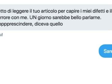 Sposerò Matteo Renzi