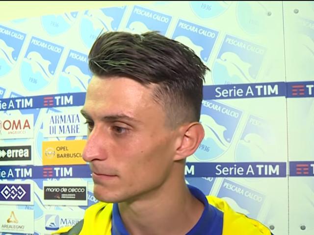 """Chievo, parla Inglese: """"Non c'è accordo scritto per un mio trasferimento a gennaio"""""""
