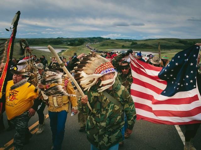 Oleodotti, i Sioux non mollano e rilanciano la battaglia contro Trump
