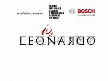 Bosch partner di Io Leonardo per celebrare il genio italiano