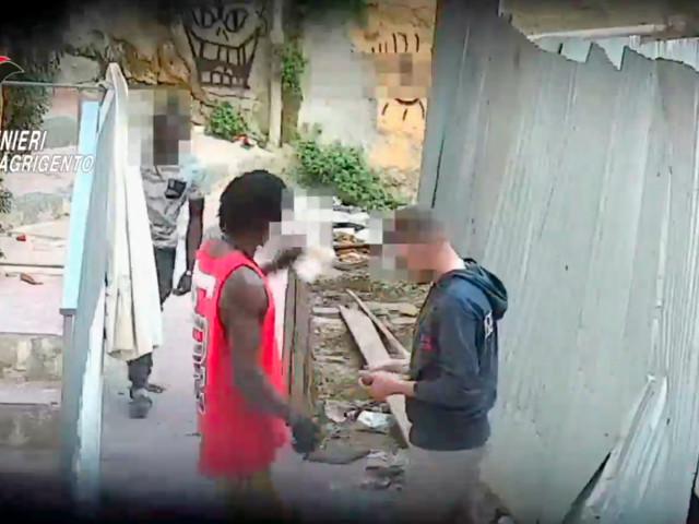 Droga e violenza ad Agrigento, sgominata la banda degli stranieri