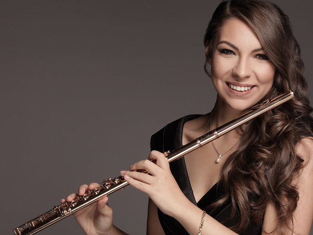 """""""L'Italia non sa valorizzare i talenti e sono fuggita. E alla Chamber Orchestra of New York sono primo flauto"""""""