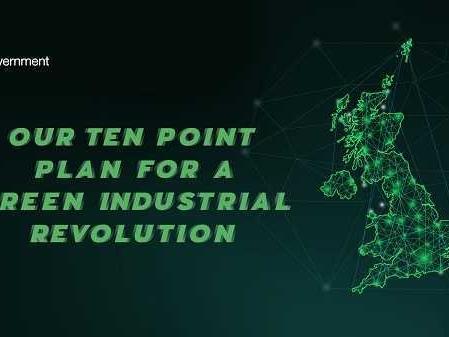 La green industrial revolution della Gran Bretagna: dal 2030 stop alle auto a benzina e diesel. Dal 2023 niente più riscaldamento a gas per le nuove case