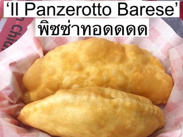 """Da Bari alla Thailandia per fare panzerotti, il segreto di Francesco: """"È semplice e si prepara in mille modi"""""""