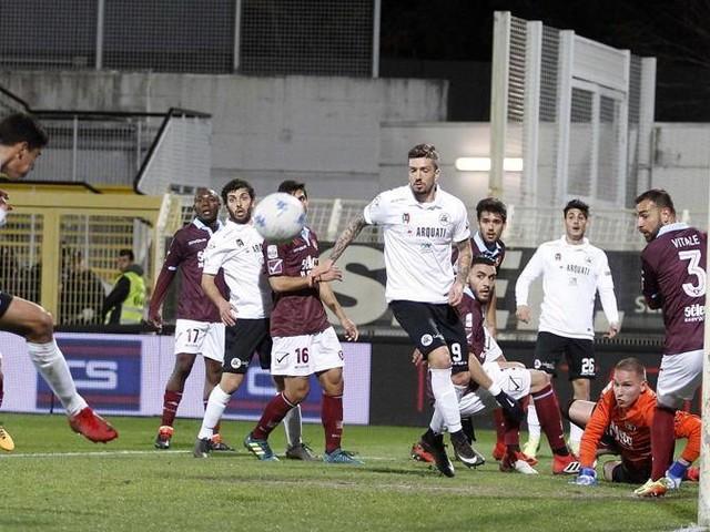 Spezia, tris alla Salernitana Primo gol in B per Pessina