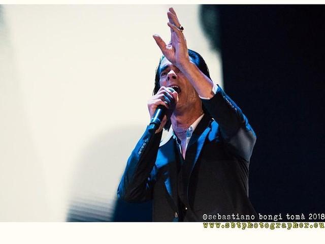 "Nick Cave: ""Io, Nick Drake e Nico"""