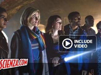 Cinema: Doctor Who: la BBC annuncia una sorpresa per il 23 novembre