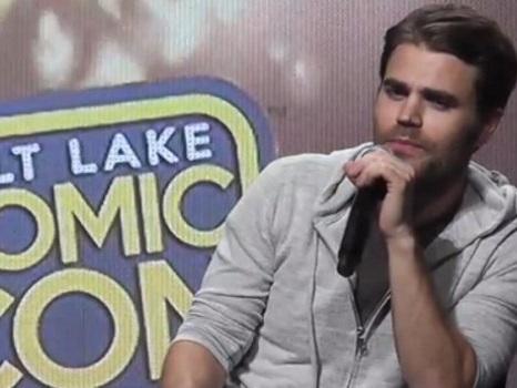 Paul Wesley stanco di Stefan Salvatore in The Vampire Diaries e pronto per una serie Netflix (Video)
