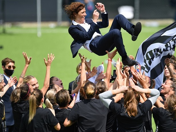 La Juve femminile è campione d'Italia: è il quarto scudetto consecutivo